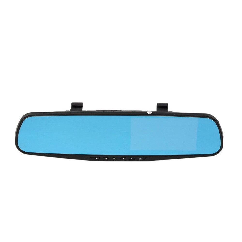 все цены на Car DVR Mirror Dual Camera 4.3
