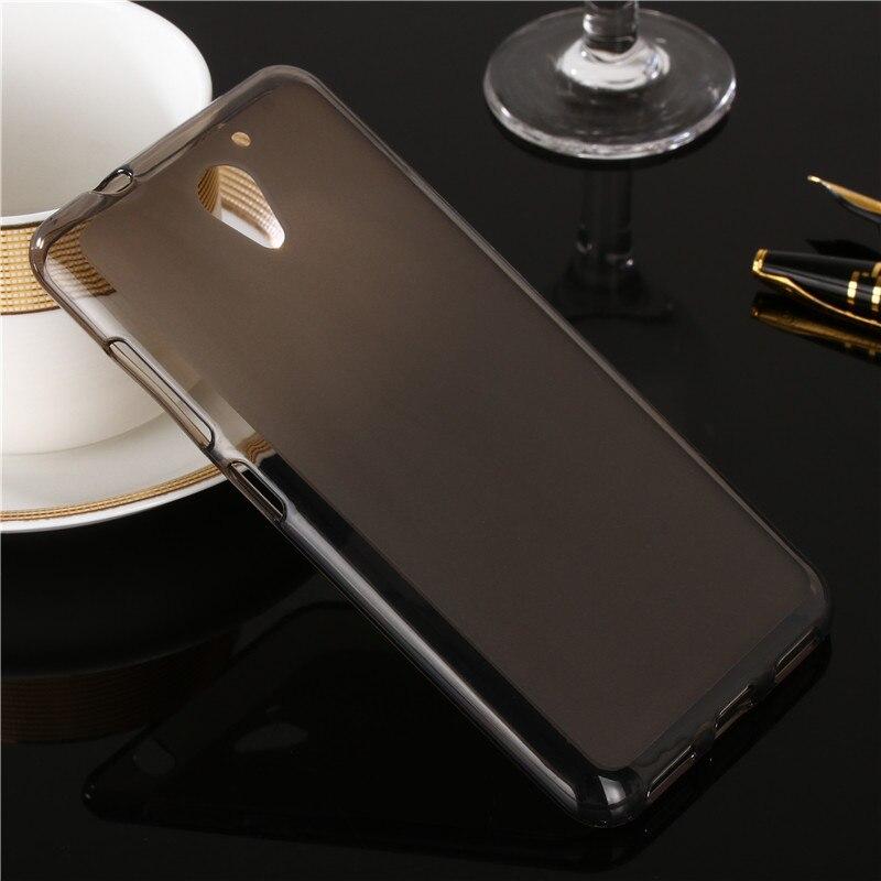 4f8892e6653 Soft TPU protector CASE para ZTE Blade a510 caso silicona 5.0 pulgadas  contraportada para ZTE a510 teléfono Conchas capa coque