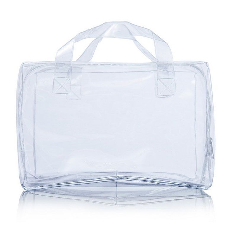 Diaper-Bag Insert-Organizer Nappy Inner-Container Zippered Transparent Pvc Baby Waterproof