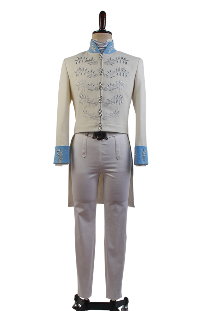 Cinderella Prince Charming Richard Madden Sexy Costume -8369