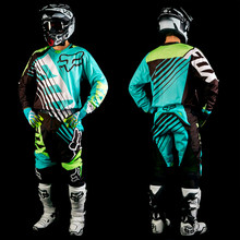 The new cross-country venue suits Motocross Suit DH downhill riding clothes motorcycle clothing suit