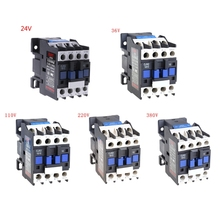 Contactor CJX2-1810 18A Switches LC1 AC Contactor Voltage 380V 220V 110V 36V 24V цена 2017