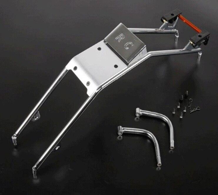 Alliage rouleau cage bar ensemble for1/5 HPI baja 5b Pièces KM ROVAN rc pièces de voiture