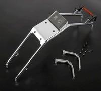 alloy roll cage bar set for1/5 HPI baja 5b Parts KM ROVAN rc car parts
