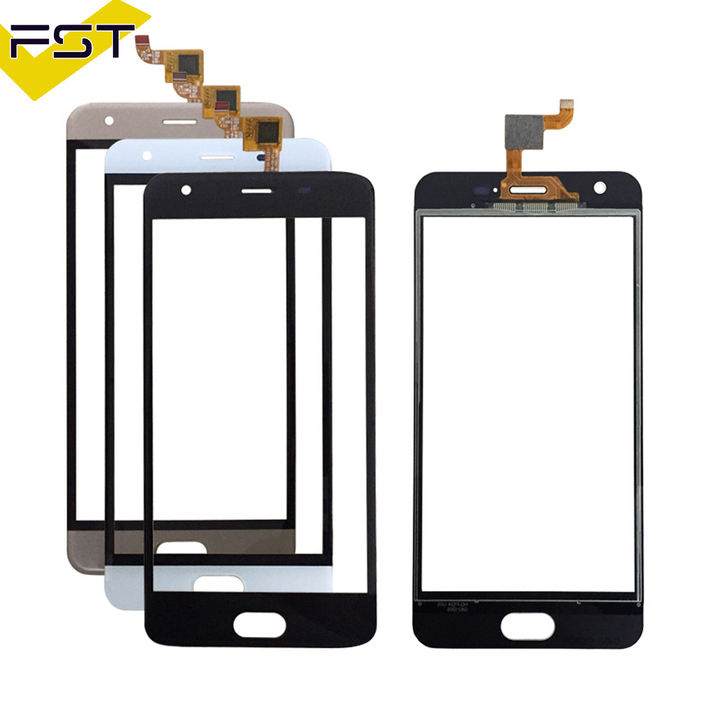 Mobile Phone Touchscreen For OUKITEL K4000 Plus Touch Screen Digitizer Panel Sensor Replacement+Free Tools