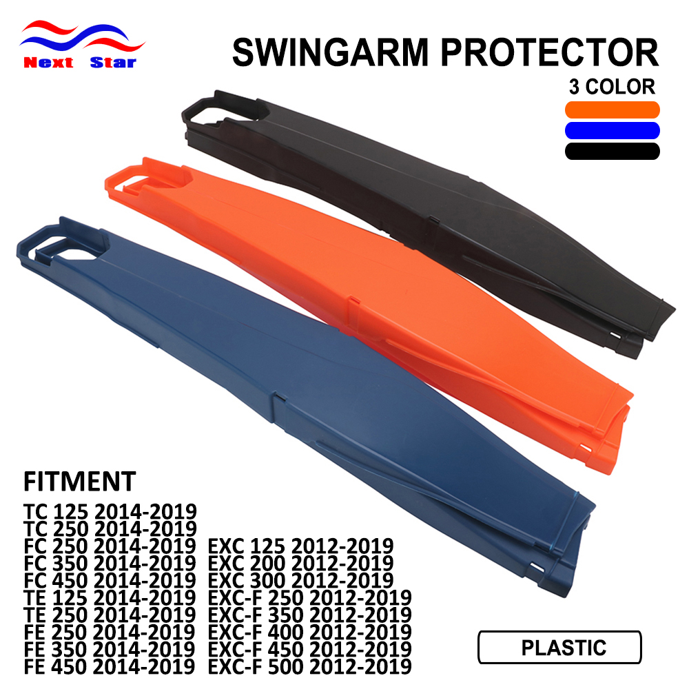 Motorcycle Swing Arm Covers Body Swingarm Frame Guard Protector For KTM EXC 125 200 300 EXC-F 250 350 400 450 500 TC FC TE FE