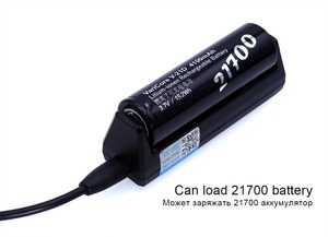 Image 5 - נייד מטען סוללות החכם V1 VariCore קטן עבור 26650 21700 18650 26650 18500 16340 14500 18350 3.7 V סוללות ליתיום