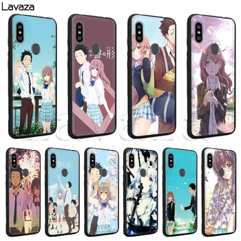 Lavaza Koe no katachi Silicone Case for Xiaomi Redmi Note 4 4X 4A 5 5A 6 6a 7 Pro Go Prime Plus image