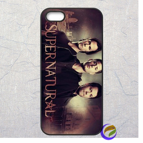 Supernatural fashion phone case cover for iphone 4 4S 5 5S 5C 6 & 6 plus