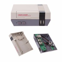 New Mini NES NESPI Retro Case PCB With Cooling Fan Heatsinks For Raspberry Pi 3 2