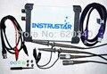 ISDS220B виртуальный ПК USB осциллограф 200 м Частота дискретизации 60 м с DDS генератор сигнала  бесплатная доставка