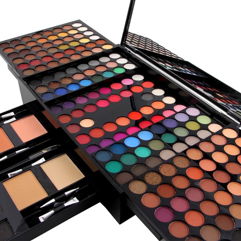 Eye shadow palette natural glitter shimmer matte Cosmetic
