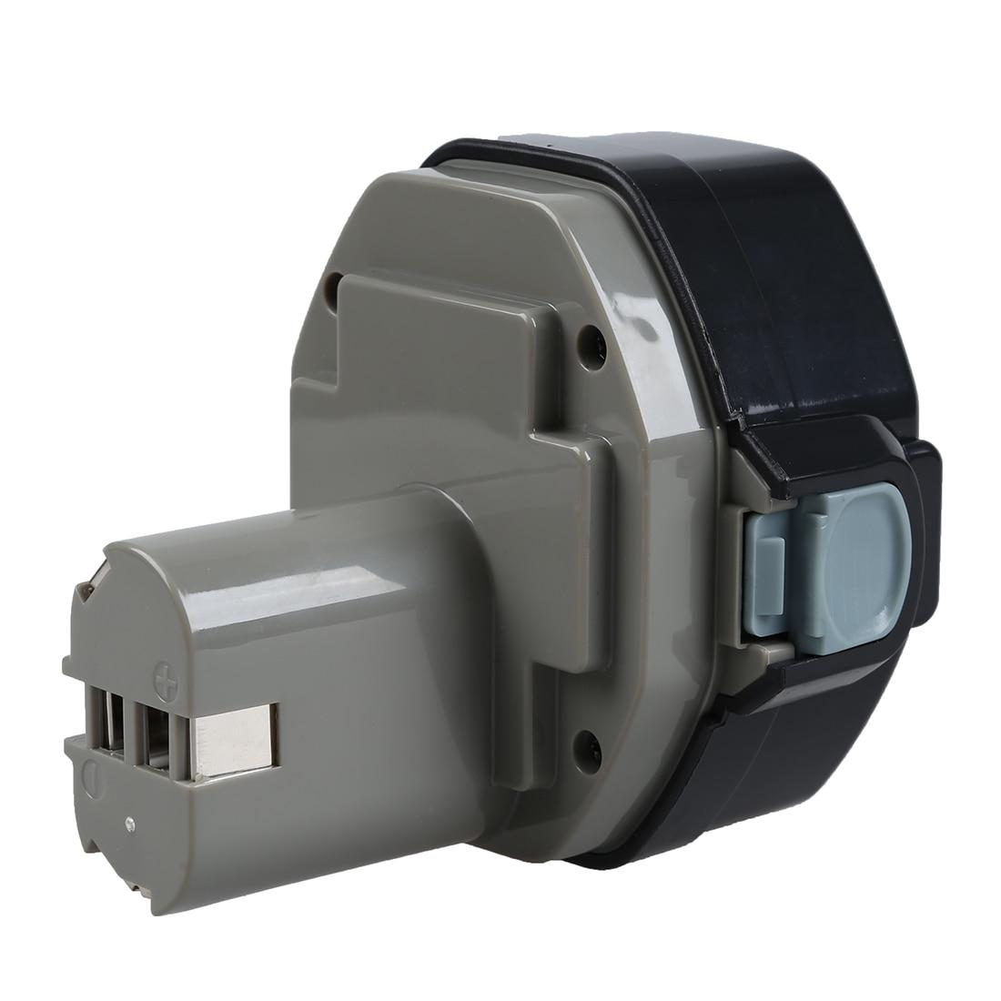 все цены на 14.4 V Battery For MAKITA 1433 1434 Makita 6233D 4033D 6333D 6336D 6337D 8433D, black+gray онлайн