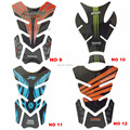 10pcs/lot motocross 3D Rubber sticker Motorcycle sticker Fuel Gas Tank Pad Tank Protector Tank sticker Tank decals for univeral