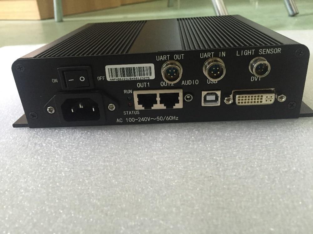 Nova MSD300 LED carte denvoi daffichage, écran vidéo LED couleur synchrone Novastar MCTRL300 boîte denvoi, entrée HDMI DVI pour ordinateur portable