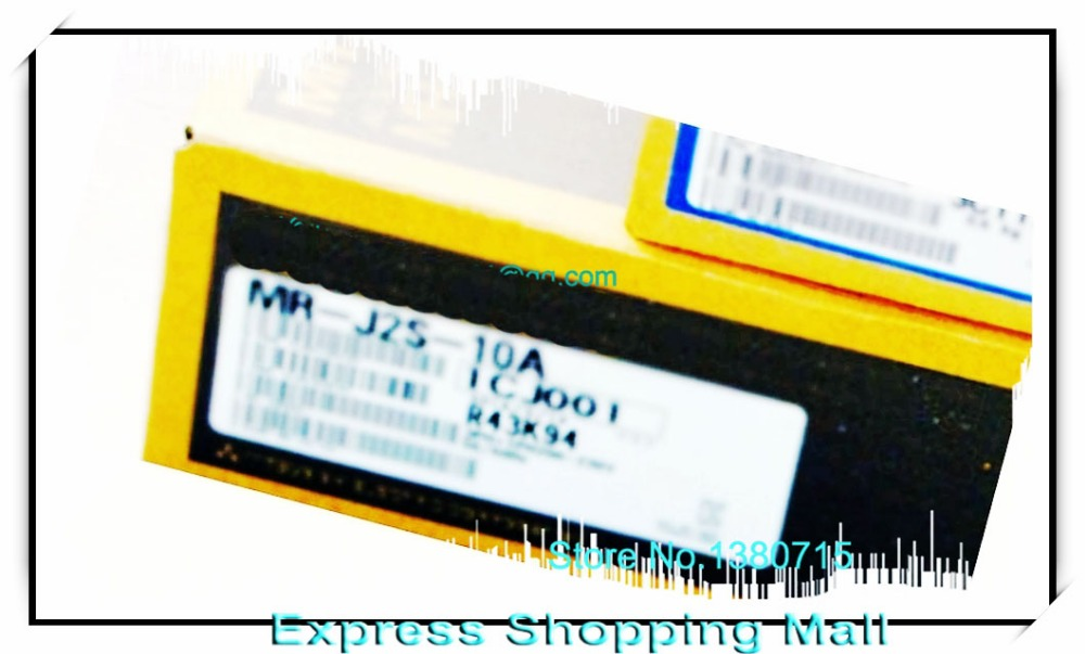 New Original HC-KFS053+MR-J2S-10A 200V 0.83A 50W 0.16NM 3000rpm AC servo motor Drive Kit mr j2s 40b servo amplifier 1 3 phase 200 230v 50 60hz sscnet new