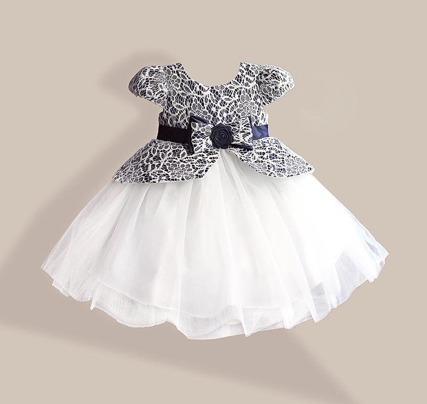 Кружева квітка дівчата одягаються TUTU - Дитячий одяг - фото 5
