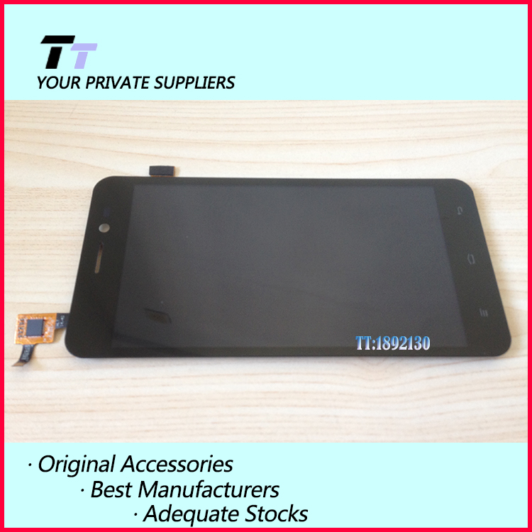 ФОТО 100% Test Original For Explay Pulsar LCD Display +Touch Screen digitizer Glass Panel sensor display Free shipping