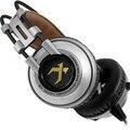 Marca Xiberia Gaming Headset Bass Con Aislamiento de Ruido Auriculares y Auriculares con Micrófono Gamer Gamer Marca dj 3.5mm K9