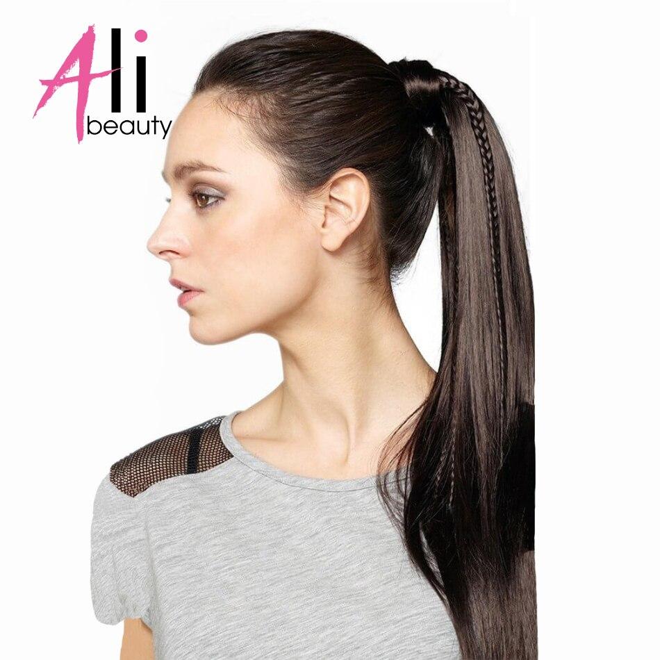 Haarteile Haarverlängerung Und Perücken Aus Dem Ausland Importiert Brasilianische Menschliches Haar Stumpfen Pony Clip In Menschenhaar Verlängerung Natürliche Schwarz 100% Reines Haar Produkte Sie Kann