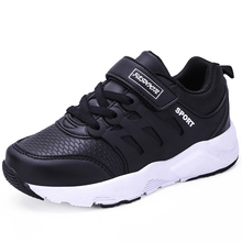 Girls Shoes Boys Fashion Casual Children Sport Shoes 2019 Autumn Summer Kids Sneakers for Boys Running Child Shoes PU T-02 цена 2017