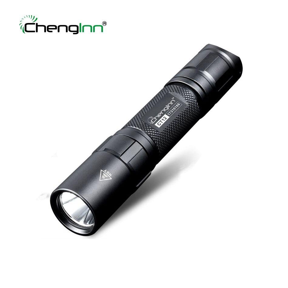 Chenglnn militaire tactique lampe de poche Ultra lumineux torche convoi IPX8 plongée lampe de poche LED Cree XP-L SALUT V3 lanterna led 18650