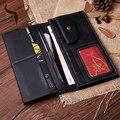Мужской кошелек COWATHER  из 100% натуральной воловьей кожи высокого качества  Q2036  бесплатная доставка
