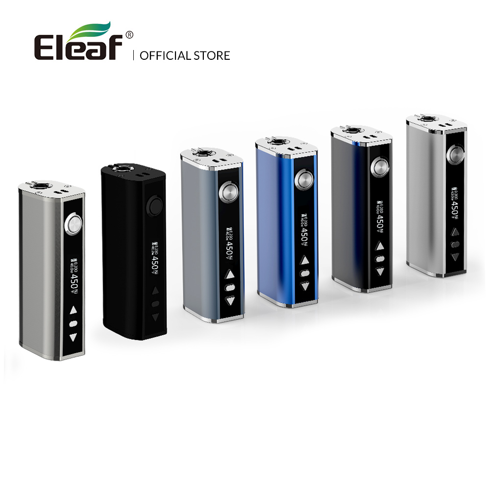 USA/France Warehouse Original Eleaf iStick TC 40W MOD with built in 2600mAh battery electronic cigarette vape mod electronic cigarette eleaf istick tc 40w box mod built in 2600mah battery new color 40w battery mod vape vs 50w istick box mod