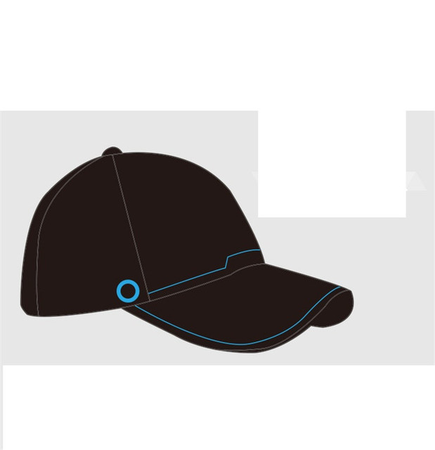 2018 New Game Detroit Become Human Connor Topee Cosplay Hip Hop Unisex Sun Baseball Caps Adjustable Peaked Hat Fitted Snapback