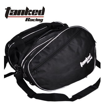 Tank tmb07 motorcycle helmet bag hanging box travel bag motorcycle saddle bags alforge 45x32cm size can
