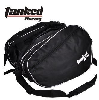 Tank tmb07 motorcycle helmet bag hanging box travel bag motorcycle saddle bags alforge 45x32cm size can