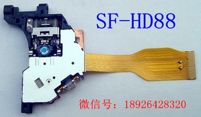 Original  SF-HD88  HD88  Straight Line DVD Navigation Optical Pick-ups  Bloc Optique Laser Lens  Head DVD-M5  DVD-V4 laser head sf 90 5 8 pin
