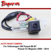 For Volkswagen Passat B6 B7 Passat CC Magotan 08~14 SONY HD Car Reverse Backup Rearview Parking Rear View Camera Night Vision