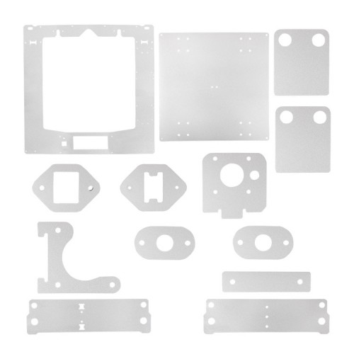 Geeetech Aluminum Frame kits for Upgraded Geeetech Prusa I3 3D Printer