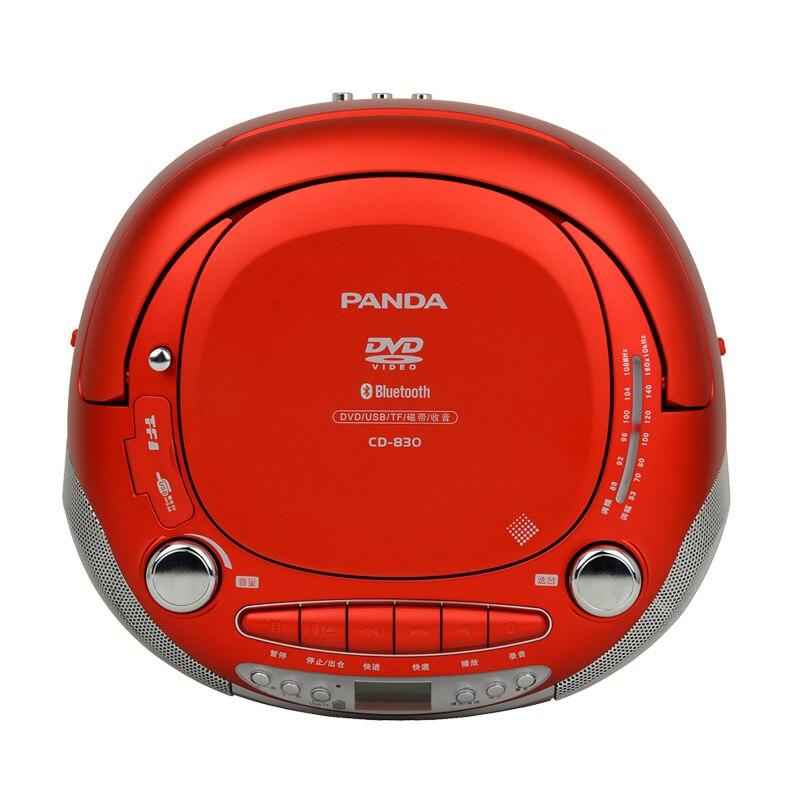 Panda CD-830 Bluetooth dvd-плеер дородовой уход раннего детства Детские песни CD Лента Радио карты