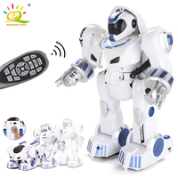 Deformation Intelligent RC Robot Dance Electronic Driving Smart Wireless Remote Control Distortion Toys Interact With Children
