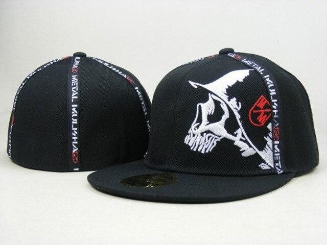 New Arrival ROCKSTAR fitted hats FOR men women fitted baseball caps Hip hop  cap gorras Famous ROCKSTAR bones snap back cheap 183ed93f0a1