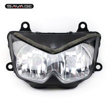 Front Headlight Head Lamp For KAWASAKI EX250 NINJA 250R 2008-2012 11 10 Motorcycle Accessories E9 Certification Light Assembly