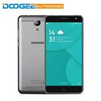 DOOGEE MTK6580 X7 1 GB + 16 GB 6.0 Pulgadas Android 6.0 Quad Core Móvil 8MP 3700 mAh Celular teléfono