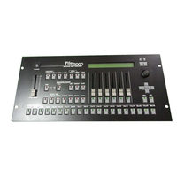 Rasha High Quality Pilot 2000 DMX Controller Pilot PCB Motherboard DMX Console 2048 Channel DMX Light Controller DJ Light