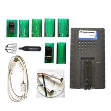 Программатор TNM5000 Eprom Atmel + TSOP48 + TSOP56 адаптер, поддержка ноутбука IO, быстрое программирование всех EPROM и флэш память, чипы Nand