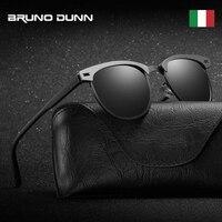 Алюминиевые солнцезащитные очки Для мужчин Для женщин Поляризованные UV400 Брендовая Дизайнерская обувь лучей, солнцезащитные очки Oculos masculino...