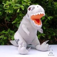 Big Plush Dinosaur Doll Toy Simulation Animals Tyrannosaurus Rex Kids Toys Gift