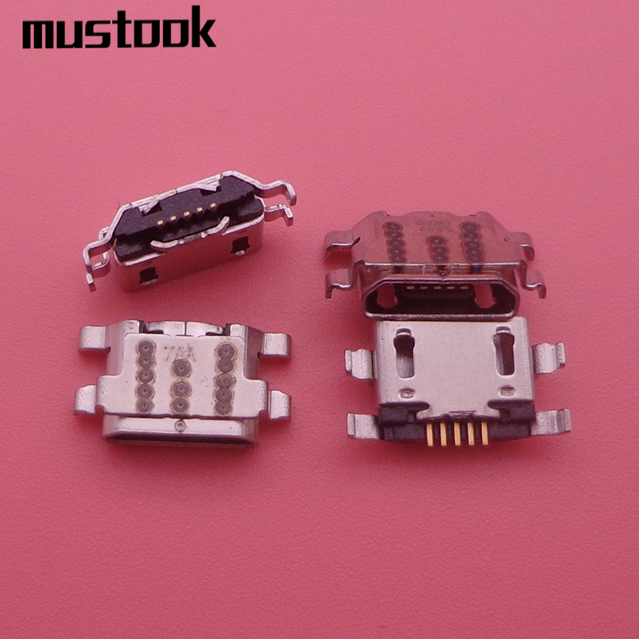 2pcs Micro Charging Port USB Connector Socket Plug Dock For Amazon Fire HD 8 8th Gen L5S83A Tablet Replacement Repair Part
