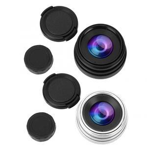 Image 5 - 35mm F1.6 CCTV C góra duża przysłona obiektyw do Sony NEX M4/3 FX adapter obiektywu f/1.6 maksymalna przysłona mikro pojedyncza soczewka