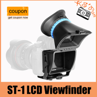 Universal fit ST 1 LCD Viewfinder For 3 3.2 for CANON Nikon Sony Olympus DSLR Cameras as KAMERAR QV 1