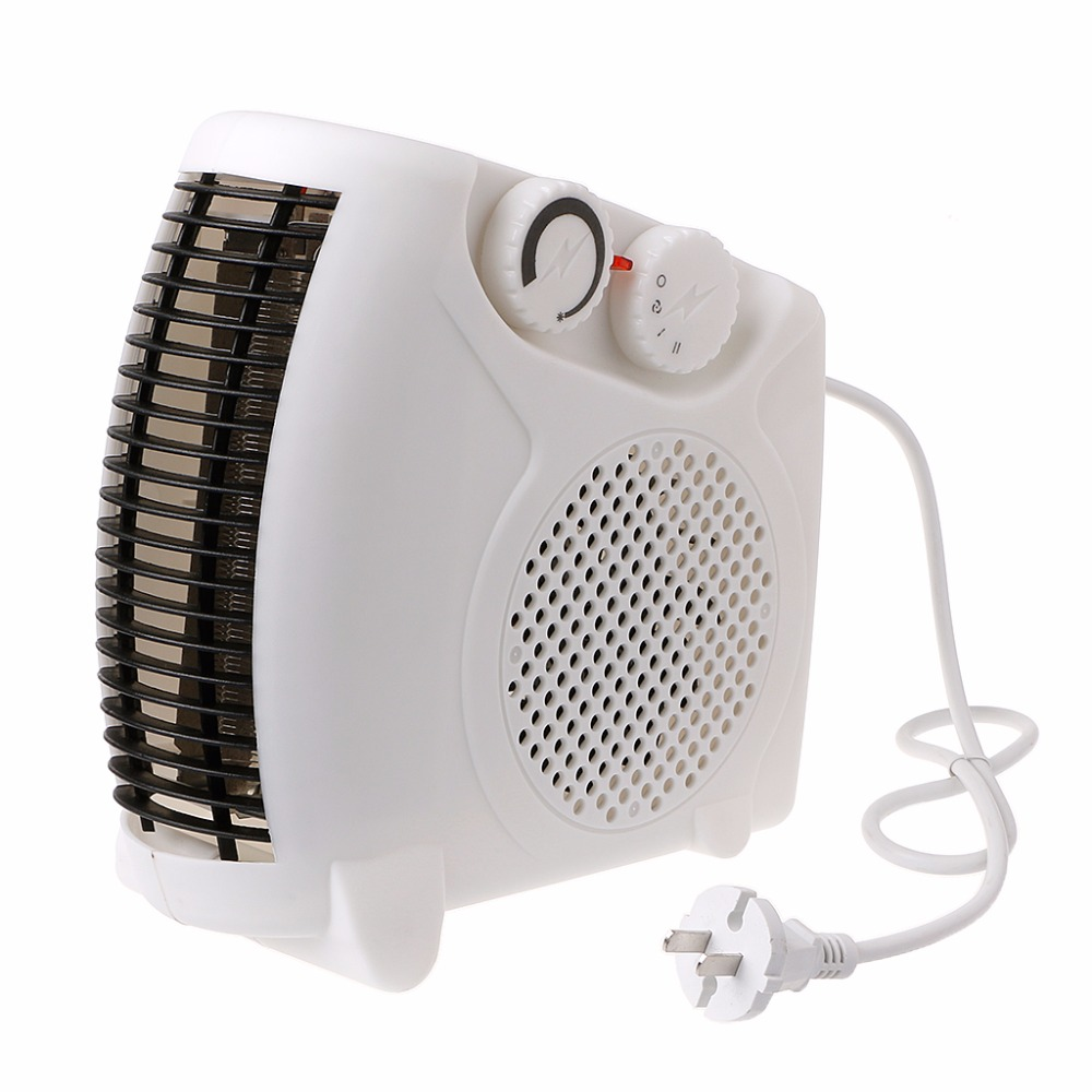 Mini Electric Heater Portable Space Home Office Winter Warmer Fan Air Heater|Electric Heaters| |  - title=