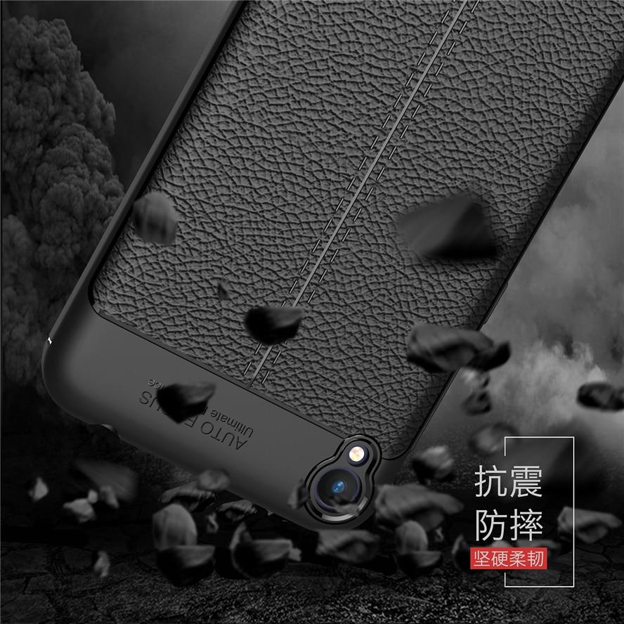 ZIHFONE Asus Zenfone Live ZB501KL Case Asus Zenfone Live Cover Shockproof Luxury Leather TPU Case For Asus Zenfone Live ZB501KL