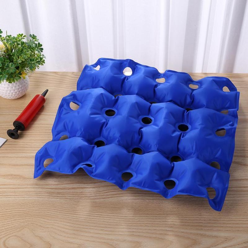 HTB1OPB7L4TpK1RjSZFKq6y2wXXaO Medical Wheelchair Cushion Mat Inflatable Elderly Anti Bedsore Decubitus Chair Cushions Pad Home Office Seat Cushion