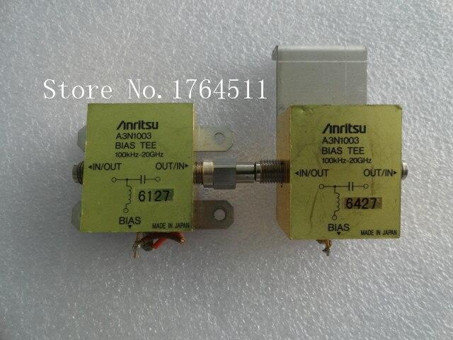 [BELLA] Anritsu A3N1003 100KHZ-20GHZ RF Bias SMA